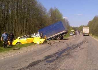 Иногородние водители на брянских дорогах стали опаснее в полтора раза