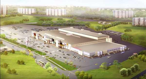 Брянский ТРЦ «Аэро Парк» обещают превратить в оазис досуга и торговли