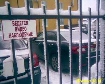Домофоны в Брянске заменят на видеокамеры