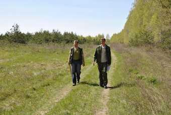 Брянский участок российско-украинской границы начали демаркировать