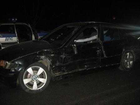 В Бежицком районе Брянска пьяный водитель сбил трех девушек