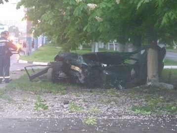 ДТП на Московском: два брата погибли, четыре человека покалечены