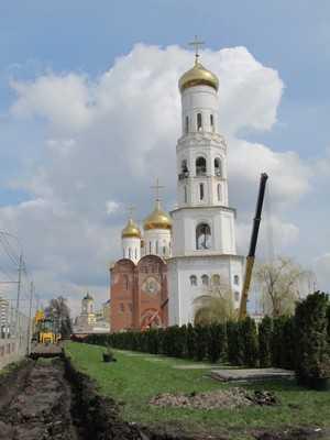 Патриарх освятит 1 июля кафедральный собор в Брянске