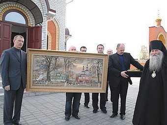 Деревня Домашово, родина брянского губернатора, стала селом