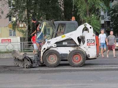 Улицу Фокина в Брянске перекроют на четыре ночи