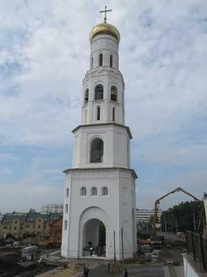 Патриарх Кирилл 1 июля освятит Брянский кафедральный собор
