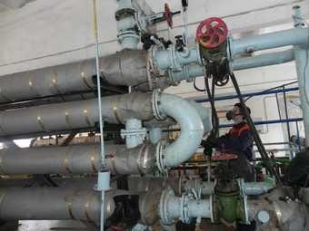 Брянским котельным, отключенным за долги, восстановили подачу электричества