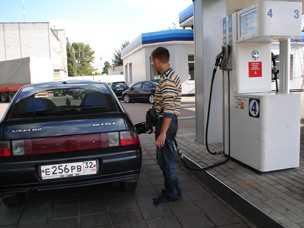 Цены на бензин в Брянской области «замерзли»