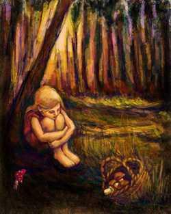 Пропавшая девушка-подросток заблудилась в Брянске