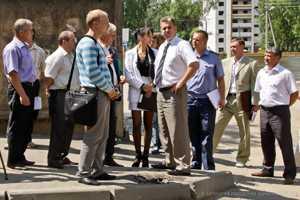 Власти Брянска снова поставили на вид недобросовестным подрядчикам