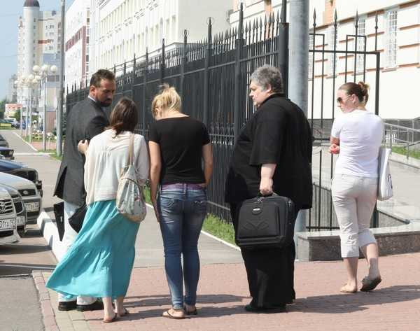 Ирина Добржанская после суда заявила, что пойдет «до конца»