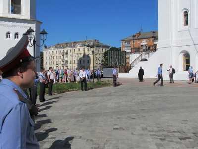 На фестивале побывали 70 тысяч человек, на освящении собора — 6000