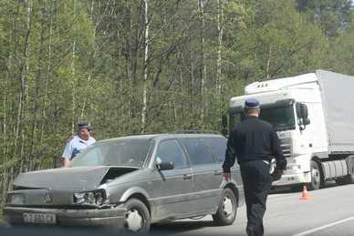 Иногородние водители умножили число аварий в полтора раза