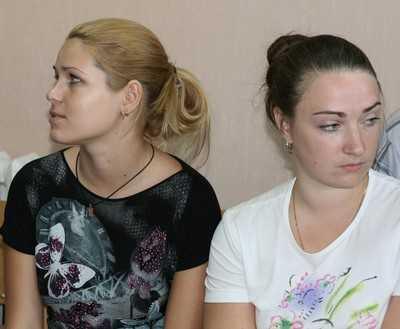 Ирина Добржанская отбыла две недели наказания в Сураже