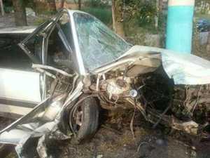 Брянского водителя иномарки спасло чудо