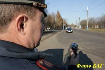 Гаишникам запретили использовать радары без фотофиксации