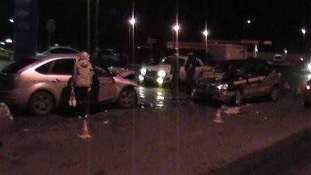 Калужанин столкнулся с брянским таксистом