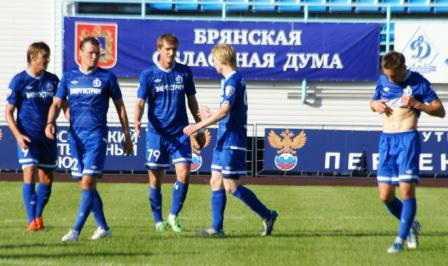 Власти и коммерсанты реанимируют брянское «Динамо»