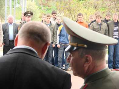 Брянский уголовник спасался от суда в армии