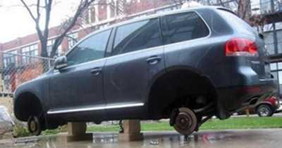 Брянская полиция не даст украсть колеса