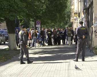 Бомбы в брянской поликлинике не обнаружено