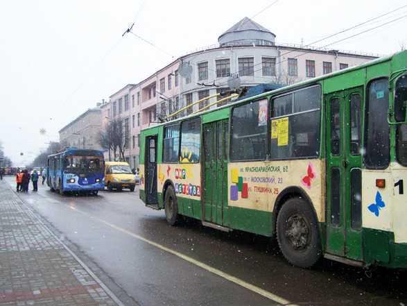 Брянский горсовет обратился за «транспортным» подаянием в Облдуму