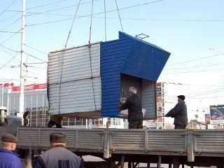 Владельцам 70 торговых точек в Брянске выкрутили руки