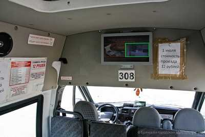 Чиновники прорекламировали коммерческое телевидение в троллейбусах
