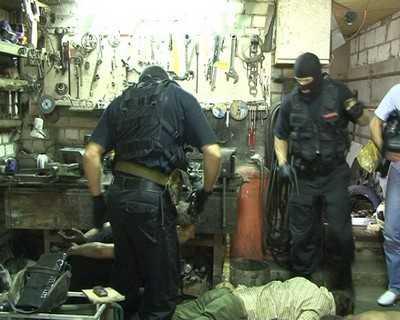 Брянская полиция задержала пятерых наркоторговцев