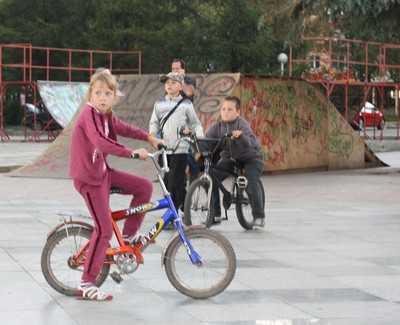 Брянские подростки украли дюжину велосипедов