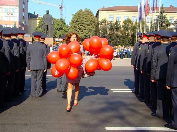 На День города в Брянске перекроют движение
