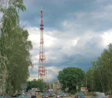 На Брянщине началось тестовое вещание цифрового телевидения