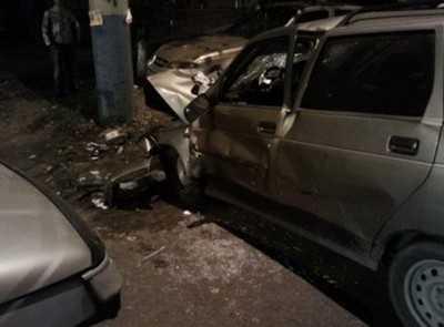 Пьяный жуковский водитель учинил аварию в Брянске