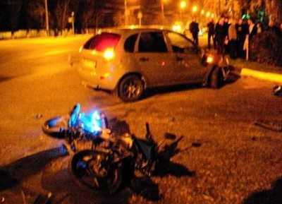 В Брянске погиб еще один скутерист