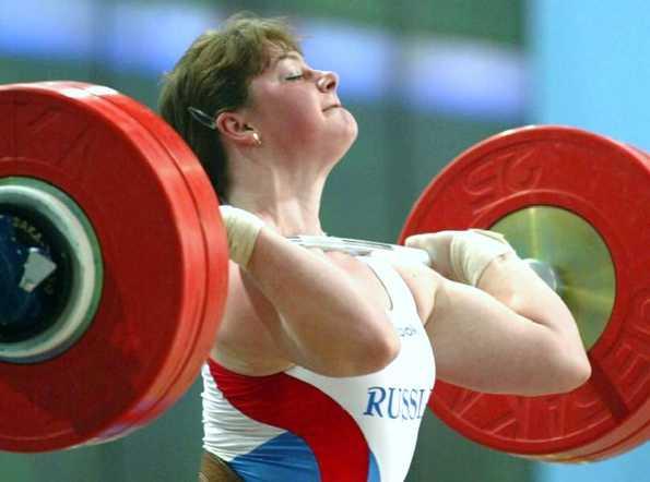 Брянскую штангисту Анну Конякину дисквалифицировали за допинг