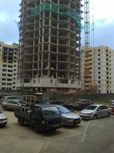 Город-банкрот Брянск парализует строительную отрасль