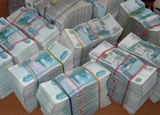 Брянские таможенники изъяли у путешественника 3 млн. незадекларированных рублей
