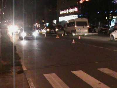 В Брянске семидесятилетний водитель сбил трех девушек