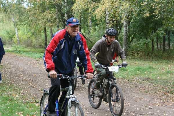 В Брянске прошел чемпионат велосипедистов