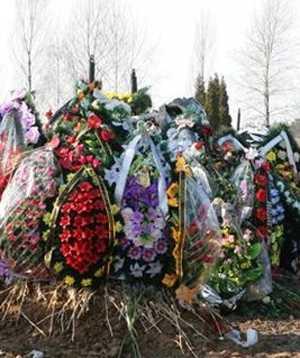 Осужден житель Брянска, убивший человека за кражу могильных венков