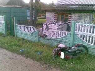 В Брянске погиб мотоциклист