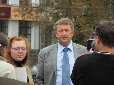 Инициативная группа из Брянска попросит за Рудникова у Путина