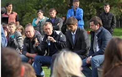 Санаторий «Дубрава» превратили в брянский Селигер