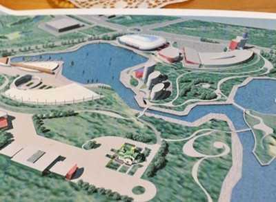 В Погаре открыли спортивный центр – казна готовится к расходам