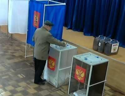 В Брянской области начались выборы и первые сбои