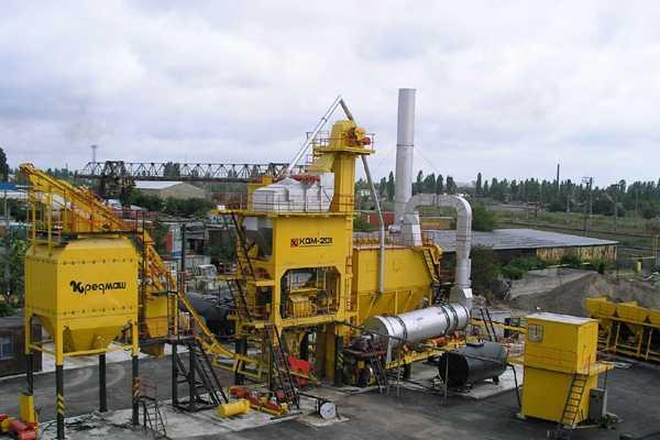 Жители Брянска пожаловались на загрязнение воздуха асфальтобетонным заводом