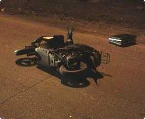 Юный водитель иномарки сбил двух человек, одного насмерть