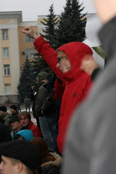 Брянский «Левый фронт» намерен провести митинг в пятницу