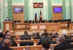 Брянская власть обстреляла начальника УМВД Валентина Кузьмина
