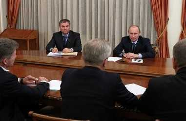 Брянский губернатор снова прорекламировал Путину «Мираторг»